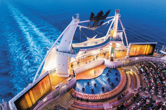 Harmony of the Seas - Royal Caribbeani kruiisilaev